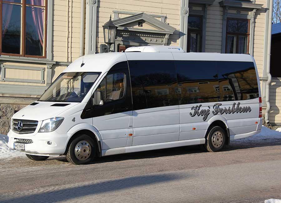 Minibussi