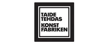 Taidetehdas Konstfabriken logo