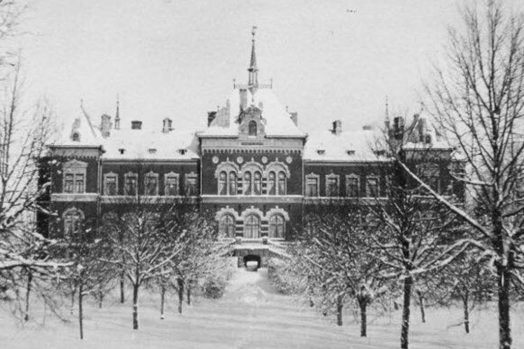 Malmgårdin linna