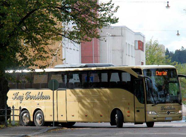 Kaj Forsblom Oy: 57+2 paikkainen bussi