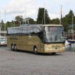Kaj Forsblom bussi