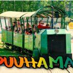 puuhamaa tåg + logo 768×518