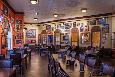 Miljoona Rock ravintola by Kyläkauppa Veljekset Keskinen